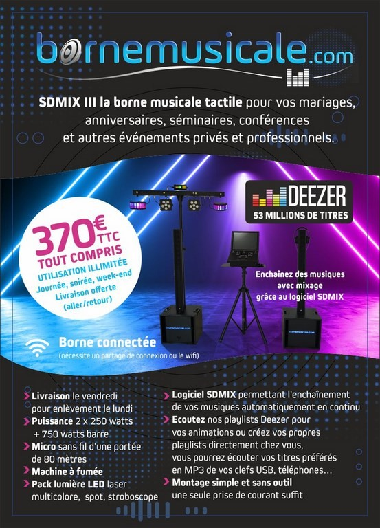 pack sonorisation complet
